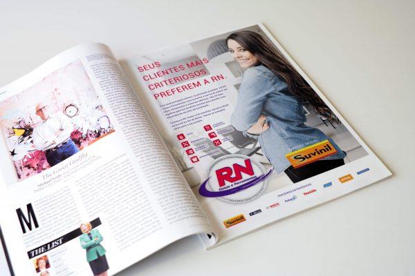 Anúncio Revista RN