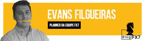 Evans Filgueiras. Planner da Equipe FX7