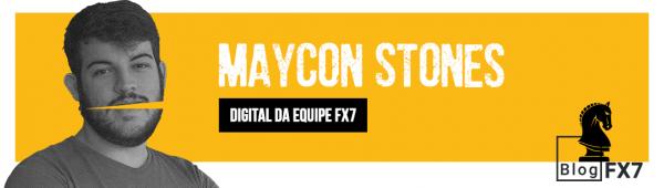 Maycon. Digital da Equipe FX7
